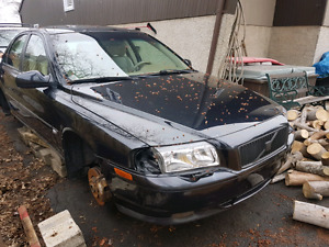 Volvo s80 t6 partout. Selling parts. Some parts also fit s60