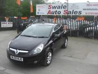 2009 VAUXHALL CORSA SXI 1.3CDTi ONLY 74,561 MILES, 1 OWNER FROM NEW
