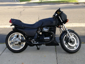 1983 CX650 - Ready to go for spring.