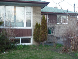 3-Bdrm Main Floor of Bungalow, Whitby