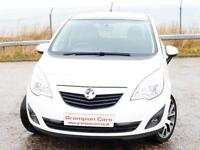Vauxhall/Opel Meriva 1.4 16v ( 120PS ) 2011.5MY Exclusiv Limited Edition