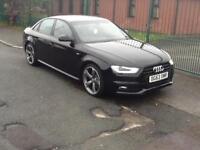 Audi A4 2.0TDI ( 150ps ) 2014MY Black Edition