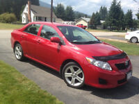 2010 Toyota Corolla CE ***REDUCED*** LOW KMS