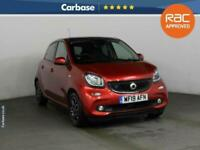 2019 smart forfour 60kW EQ Prime Premium Plus 17kWh 5dr Auto HATCHBACK Electric