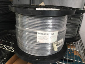 Cable 8306 060 (CHR) Grey 1000ft 3-Pair 22AWG