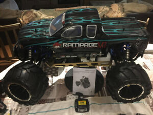 Brand New!! Redcat Rampage MT   RC 1/5 scale 32cc