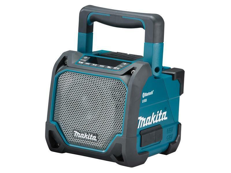Makita MAKDMR202 DMR202 Bluetooth Jobsite Speaker 10.8-18V