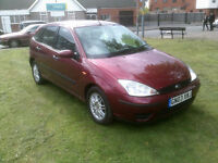 Ford Focus 1.6i 16v 2003.5MY LX