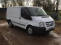 Ford Transit 2.2TDCi (85PS) 260S (Low Roof) 2009/09 SWB Trend 86750 miles FSH