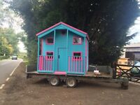 Handcrafted Wendy house!
