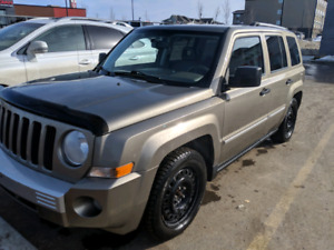 2008 Jeep Patriot Limited 4x4