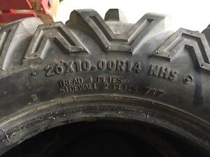 Maxxis Big Horn 2.0 tires Kitchener / Waterloo Kitchener Area image 4