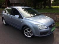Ford Focus 1.6TDCi Titanium, Half Leather interior
