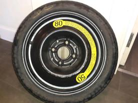 Firestone 14inch spare tyre