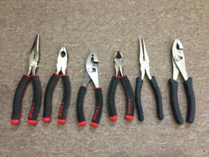 PLIERS AND WIRE CUTTER SET – BRAND NEW NEVER USED