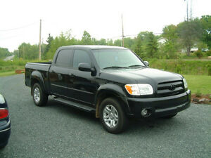 2005 Toyota Tundra Custom Ltd Edition Truck