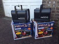 ADJ REVO LED DISCO LIGHT ONE LEFT £99!