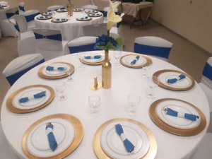 Charger Plates Find Or Advertise Wedding Services In Calgary