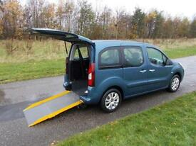 2014 Citroen Berlingo Multispace 1.6 Hdi 5 SEATS 16K Wheelchair Accessible WAV
