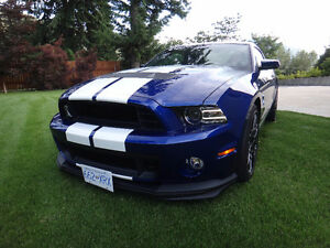 2014 Ford Mustang Shelby GT 500 Coupe (2 door)