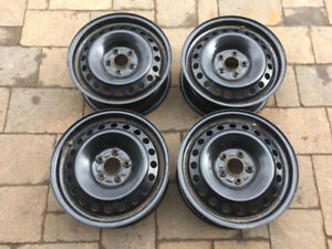 4 ORIGINAL 16'' FORD FUSION FOCUS RIMS/JANTES