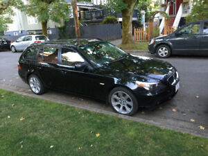 2006 BMW 5-Series 530XI Wagon AWD