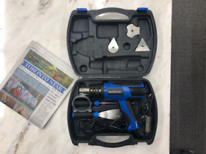 MasterCraft 15A Heat    Gun Kit, 8-pc