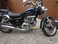 Suzuki go 125 marauder