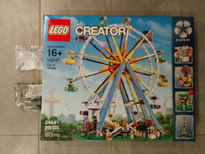 Lego Ferris Wheel Unopened