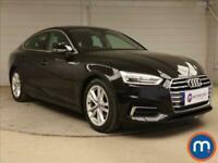 2018 Audi A5 2.0 TFSI Sport 5dr Hatchback Petrol Manual