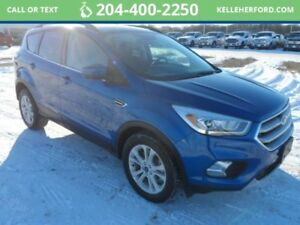 2017 Ford Escape SEAWD  Leather