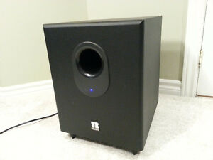 subwoofer theater reaserch