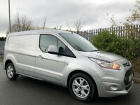 2016 Ford Transit Connect 1.6TDCi 115PS 240 L2 Limited Ltd LWB - NO VAT TO PAY