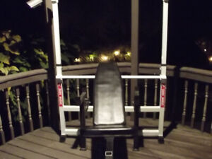 olympic  mega bench
