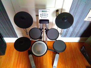 Roland HD3 Lite V-Drums with Amp, Tutorial software & Midi Cable