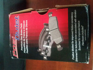 NEW! Posi Quiet Ceramic Brake pads: better than factory OEM pads Edmonton Edmonton Area image 1