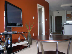 Furnished 2BD/2BR condo with heated parking in Eagle Ridge