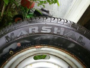 pneu marshall