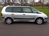 Renault Espace 2.0 16v 2001MY The Race Ltd Edition 2002 NEW SHAPE 7 SEATER