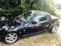 Smart car roadster spared repairs ( NON RUNNER)