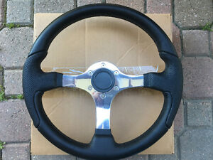 Brand New Marine Boat steering wheel 13.8""