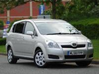 7 SEATER Toyota Corolla Verso 1.8 VVT-i T2 +1 OWNER +9 TOYOTA SERVICE STAMPS