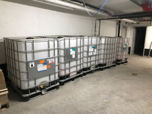 Water Totes for sale- 1250L