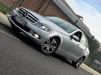 Mercedes C Class 2.2CDI BlueEfficiency LHD 2010