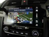 2018 Honda Civic 1.0 VTEC Turbo EX 5dr HATCHBACK Petrol Manual