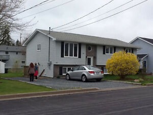 3 Bedroom Flat - 44 Barry Crescent, Halifax, NS