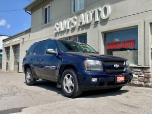 2008 Chevrolet Trailblazer 4WD 4dr