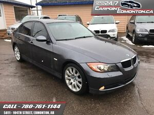 2007 BMW 3 Series 328xi AUTO AWD ONLY 113570 KMS !!!  ONLY 11357