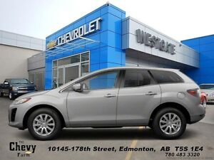 2011 Mazda CX-7 GT AWD  AWD- Leather-sunroof