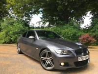 2007 BMW 320i M Sport Auto Coupe 2 Door Grey E92 - Automatic not 320D